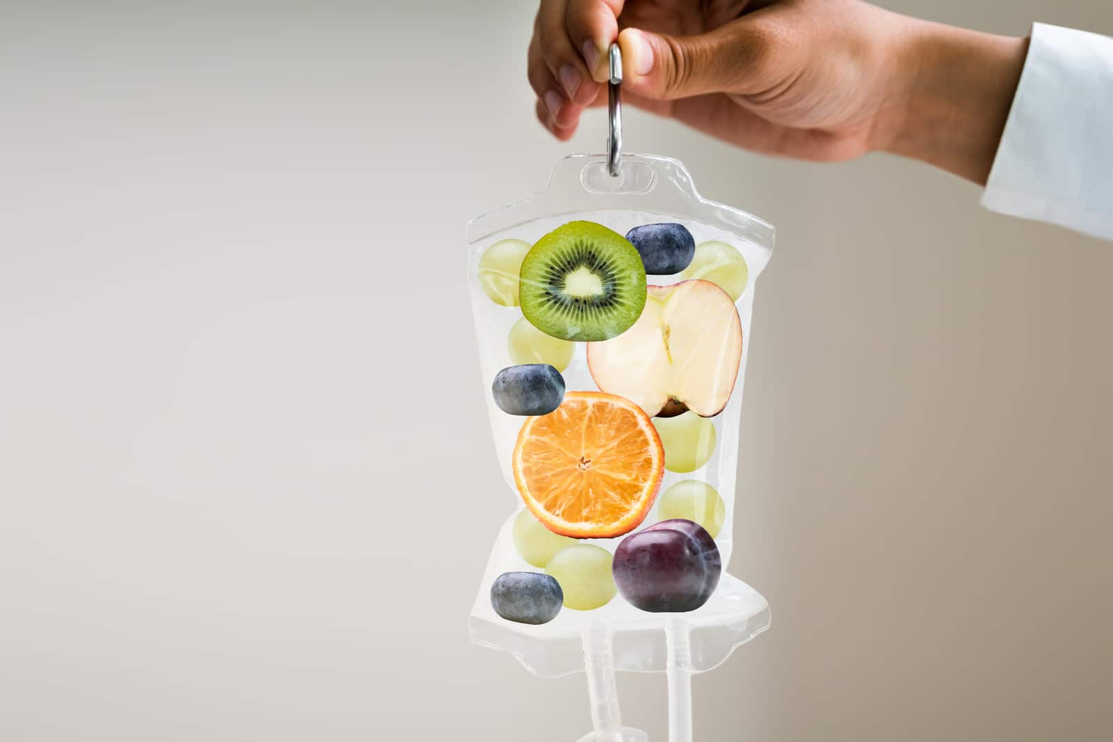 Booster Infusionstherapie